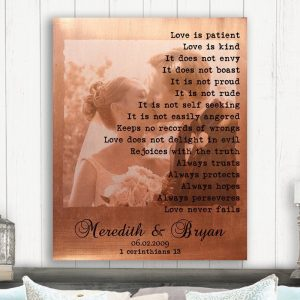 Personalized Gift For Mom From Daughter To Mother From Bride on Wedding Day Poem Gift Thank You Gift For Mum Purple Tree Pink Black #1502