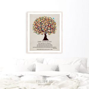 End of Year Every Child Deserves Personalized Rita Pierson Quote Gift For Teacher Custom Art Print #1321