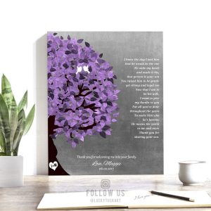 Mother of Groom Gift Personalized Thank You Gift from Bride Gift for Parents on Wedding Poem Day Custom Art Print on Paper Canvas Metal 1487