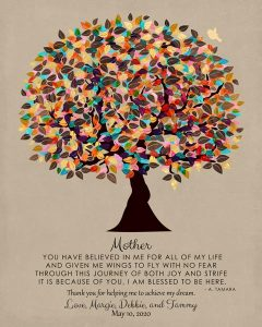 Read more about the article Custom Mother's Day Gift Art Proof for Kathy B.