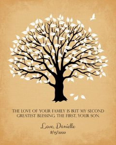 Read more about the article Custom Wedding Day Gift Art Proof Danielle P.