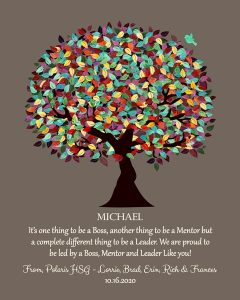 Read more about the article Custom Mentor Gift Art Proof for Michael U.