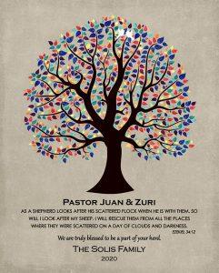 Custom pastor Gift Art Proof for Sabrina Y.