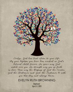 Read more about the article Custom Confirmation Communion Art Proof for Jennifer T.