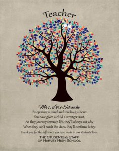 Read more about the article Custom Gift for Teacher Art Proof for Nicole A.