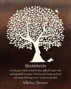 Read more about the article Custom Mentor Gift Art Proof for Shannon  L.