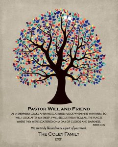 Read more about the article Custom Pastor Art Proof for Amber C.