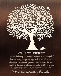 Read more about the article Custom Mentor Gift Art Proof for John S.