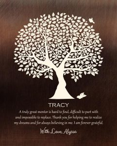 Read more about the article Custom Mentor Gift Art Proof for Tracy G.