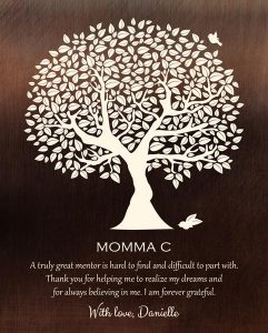 Read more about the article Custom Mentor Gift Art Proof for Danielle P.