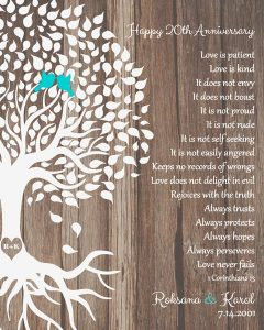 Read more about the article Custom Wedding Day Gift Art Proof for Roxana B.