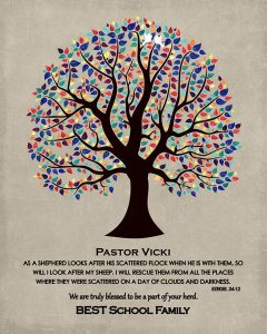 Read more about the article Custom Pastor Art Proof for Vicki Z.