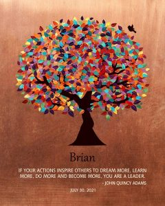 Read more about the article Custom Gift for Teacher Art Proof for Brian H.