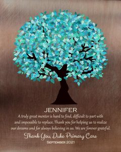 Read more about the article Custom Mentor Gift Art Proof for Michele C.