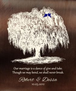 Read more about the article Personalized 9 Year Anniversary Gift Custom Art Proof for Dessa H.