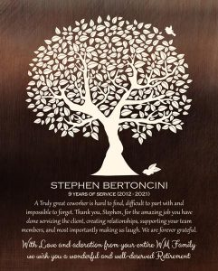 Read more about the article Custom Mentor Gift Art Proof for Stephen B.
